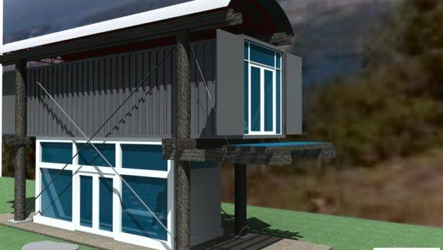 Shipping Cabin Design Luxury Low Cost