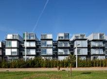 Shipping Container Apartments Havre France