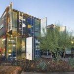 Shipping Container Apartments Phoenix Open