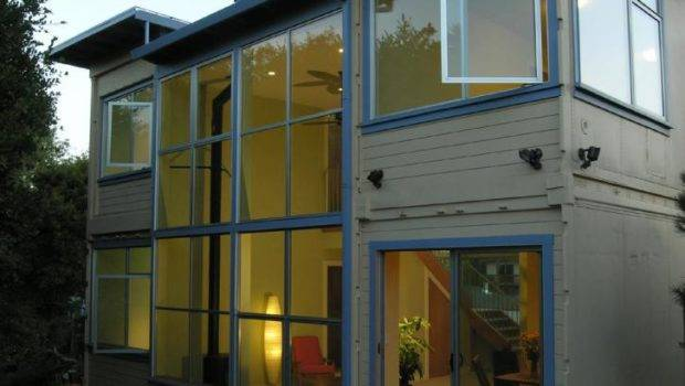 Shipping Container Home California