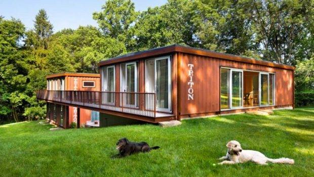 Shipping Container Home Ecodale