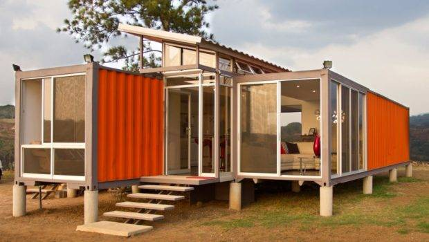 Shipping Container Home Pub Shroomery Message Board