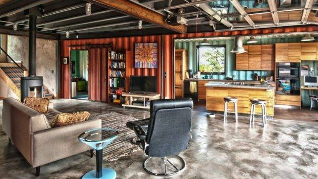 Shipping Container Homes Build House
