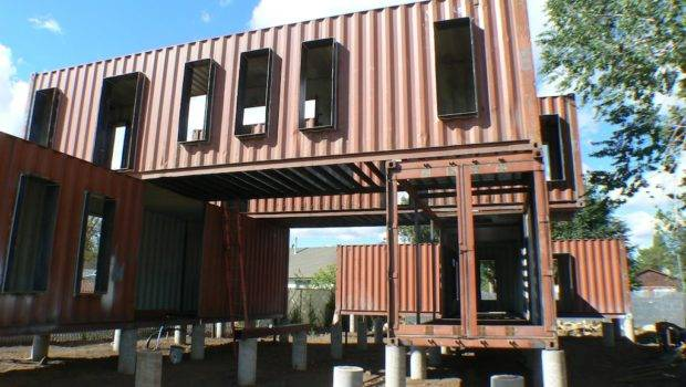 Shipping Container Homes Ecosa Design Studio Flagstaff Arizona