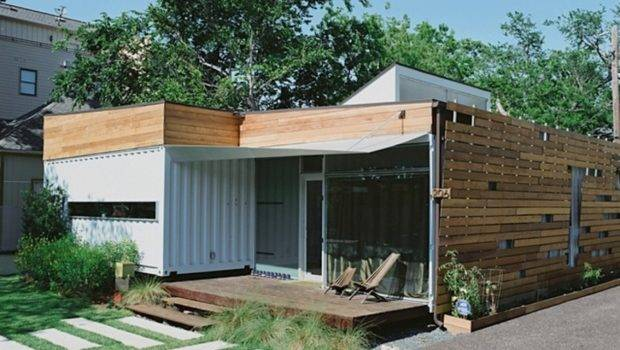 Shipping Container Homes Energy Efficient Living