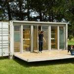 Shipping Container Homes Portable Holiday Home