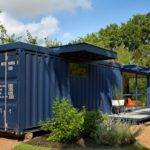Shipping Container Homes Poteet Architects Guest House