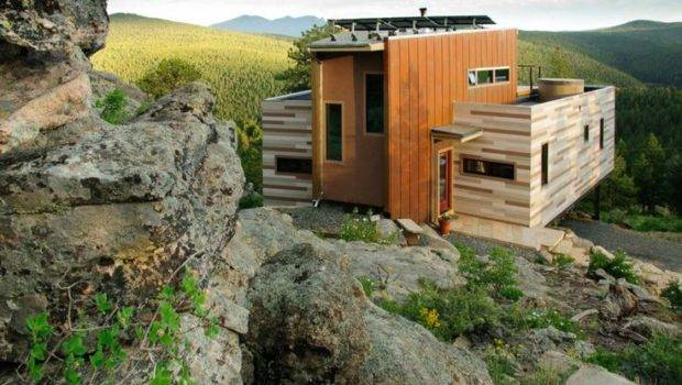 Shipping Container House Studio Sea Can Pinterest