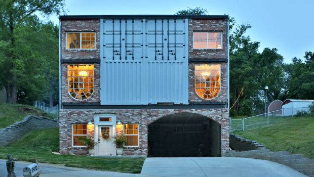Shipping Container Houses Best Curbed