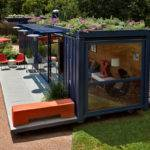 Shipping Container Housing Ideas Saturation