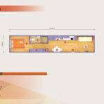 Shipping Container One Bedroom Floor Plan Home Decorating Trends