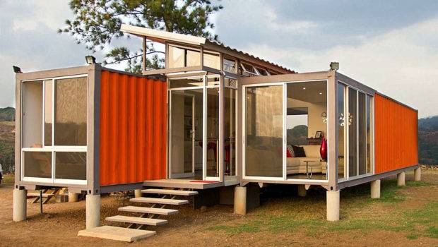Shipping Containers Home Low Cost Recycling Housing