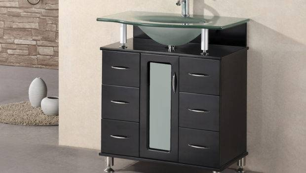 Shop Design Element Huntington Espresso Single Sink Vanity