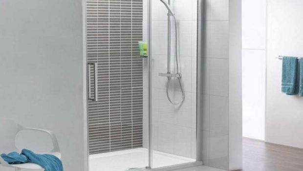 Shower Doors Glass Solution Small Bathrooms Corner