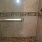 Showers Bathroom Marble Tiles Accents California
