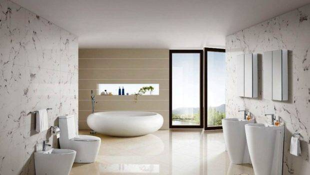Simple Bathroom Decor Soft Colors Home Design Ideas
