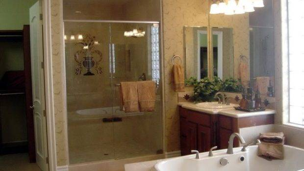 Simple Bathroom Decorating Ideas Master