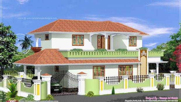 Simple Bed Room Kerala Style House Home Design
