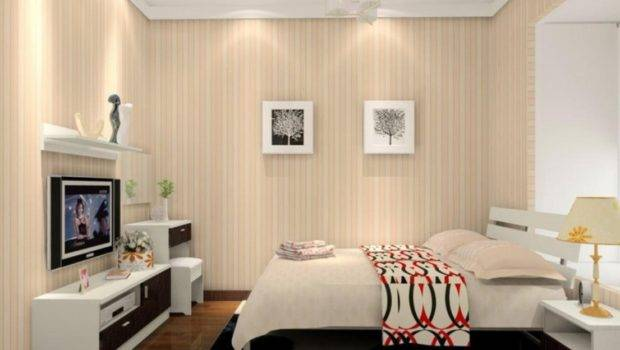 Simple Bedroom Indoor Designs