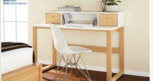 Simple Desk Design Like Divider Too Interior Ideas Pinterest
