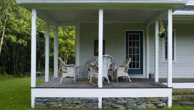 Simple Front Porch Designs Much Cost Back
