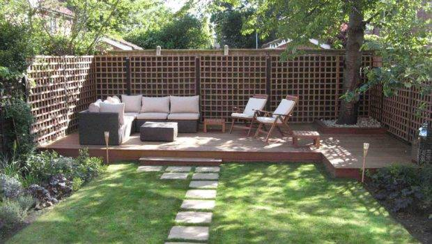 Simple Garden Design Interior Ideas Style Homes Rooms