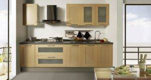 Simple Kitchen Cabinet Refreshi Modern Home
