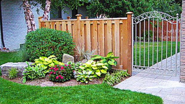 Simple Landscaping Ideas Small Backyards Home Design