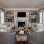 Simple Living Room Design Ideas Round Decor