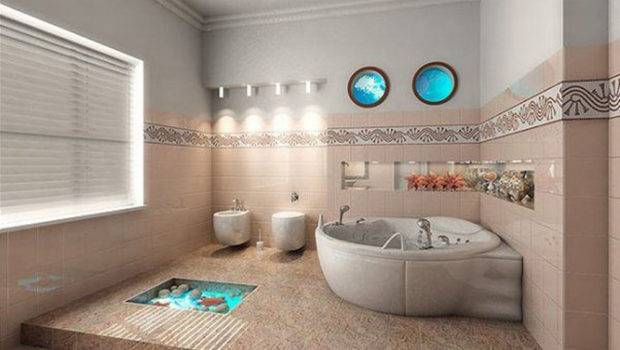 Simple Modern Bathroom Interior Design Architecture Furniture