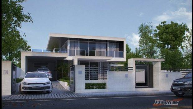 Simple Modern House Over Project Ideas Dream