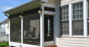 Simple Screened Porch Ideas Pinterest