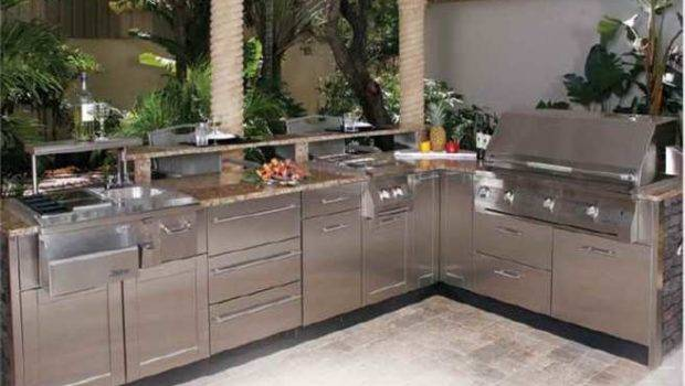 Simple Tips Choose Best Outdoor Kitchen Cabinets