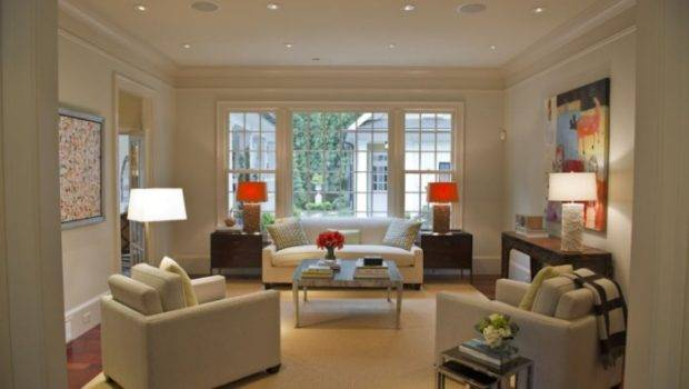 Simple Way Feng Shui Layout Your Living Room