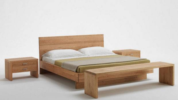 Simple Wooden Bed Designs Solid Wood