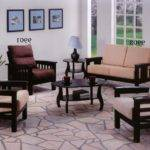 Simple Wooden Sofa Set Designs Furniture Price