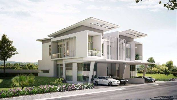 Singapore Modern Homes Exterior Designs Home Design