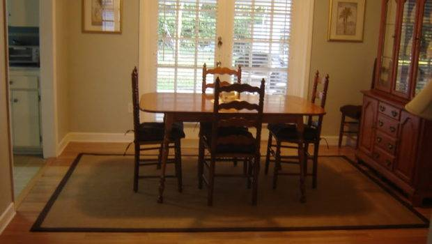 Sisal Seagrass Rug Formal Dining Room