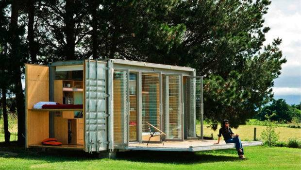 Sisalla Shipping Container Living