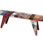 Skateboardbench Long