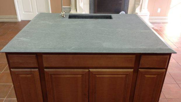 Slate Countertop Surfaces Kitchen Bath