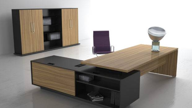 Sleek Modern Contemporary Home Office Desk Design New