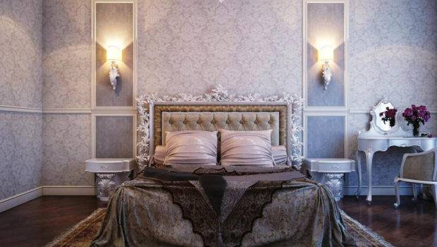 Slightly Gothic Styled Bedspread Adds Depth Light Lace