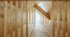 Slovenian Alps Shelter Storm Best Interior Design