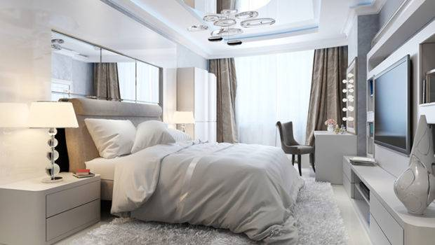 Small Apartment Ideas Creating Hotel Style Bedroom