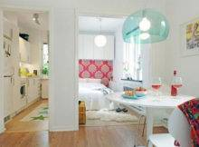 Small Apartment Ideas Space Decorating Step