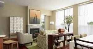 Small Apartment Living Room Design Interior