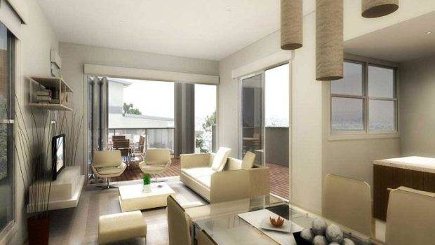 Small Apartments Lovely Living Room Decorating