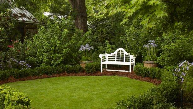 Small Backyard Can Still Selling Point