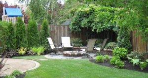 Small Backyard Design Atrractive
